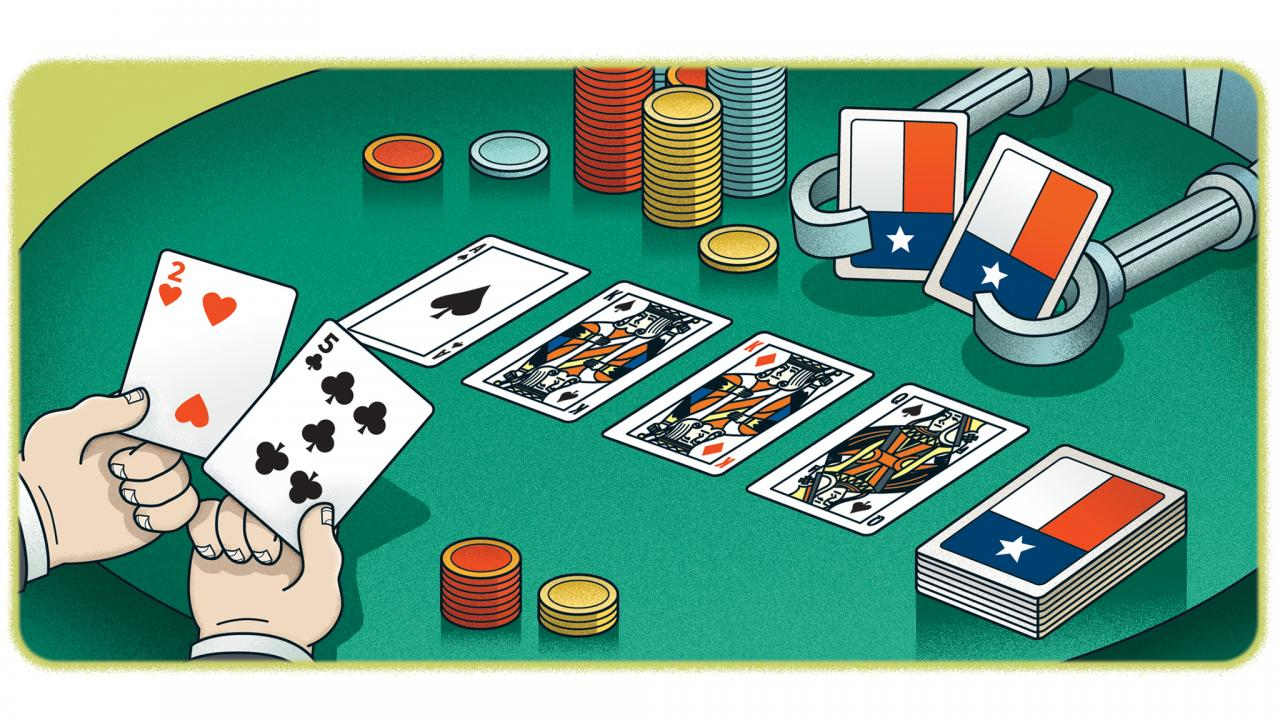 The Largest Downside Of Making Use Of Casino Poker