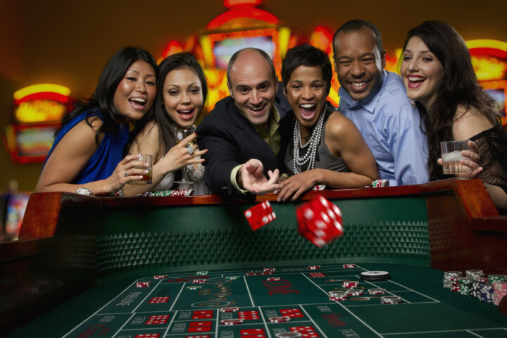 How To Show Gambling Like A Professional