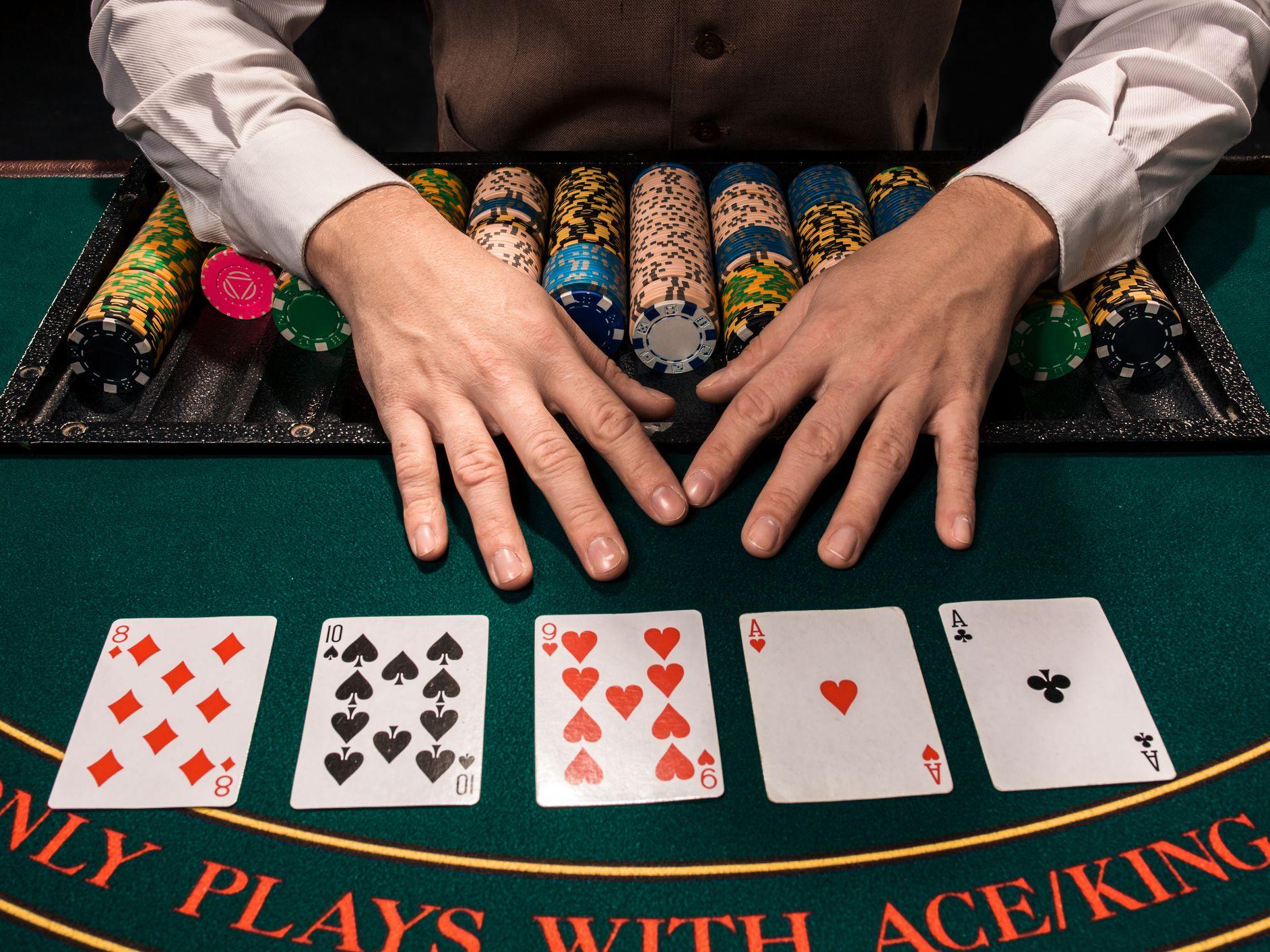 Seven Best Methods To Promote Gambling